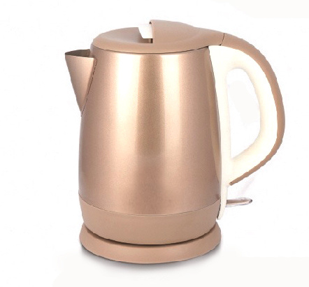 Home Appliance Stainless Steel Electrical Kettle#304 with Teapot Ek017