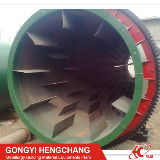 High Quality Coal Rotary Dryer with Best Price pictures & photos