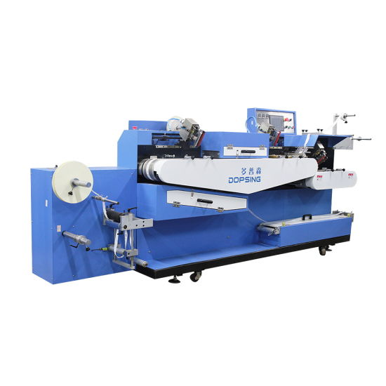 Double Sides Garment Labels Screen Printing Machine