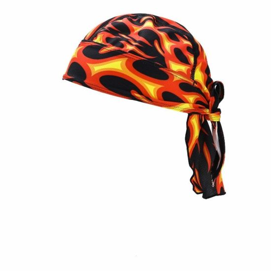 33f909d887e Wicking Adjustable Cycling Bandana Skull Cap Beanie for Outdoor Running  Double Dry Head Wrap Headband Sweatband