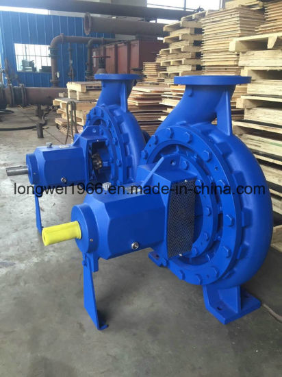 Horizontal Single Stage End Suction Centrifugal Water Pump (XA 250/32) pictures & photos