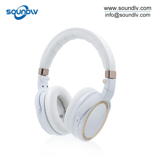 China Active Noise Cancelling Earphones Anc Bluetooth Wireless