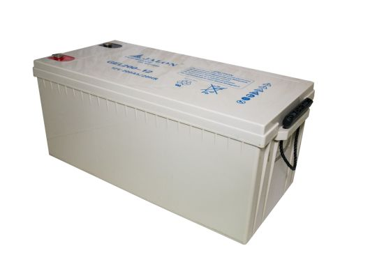 High Quality Deep Cycle Gel Battery for Power System (12V200AH)