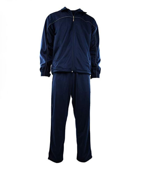 New Design Men's Tracksuit Uniforms From Sports Suits Manufacturer