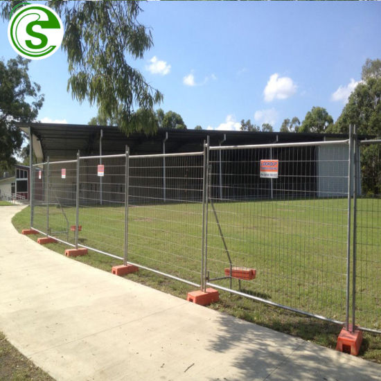 Industrial Production Movable Fence for Commercial Fence