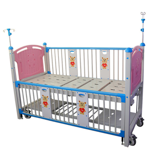 X05-5 ISO9001&13485 Factory High Quality Moveable Hospital Children Bed