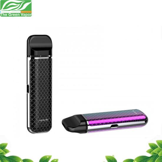 450 mAh Battery Smok Novo Pod System Starter Kit Electronic Cigarette