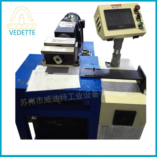 CNC Punch Press Hydraulic Punching Machine for Copper Pipe Stainlesss Steel Pipe Aluminum Pipe