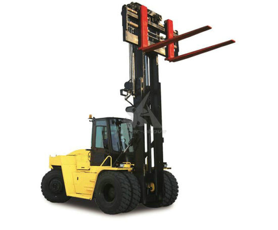 Super-Above 10-18t Diesel Forklift China Construction Machinery