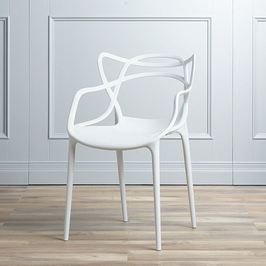 Plastic Dining Chairs Philippe Starck Inspired Masters Chairs Black
