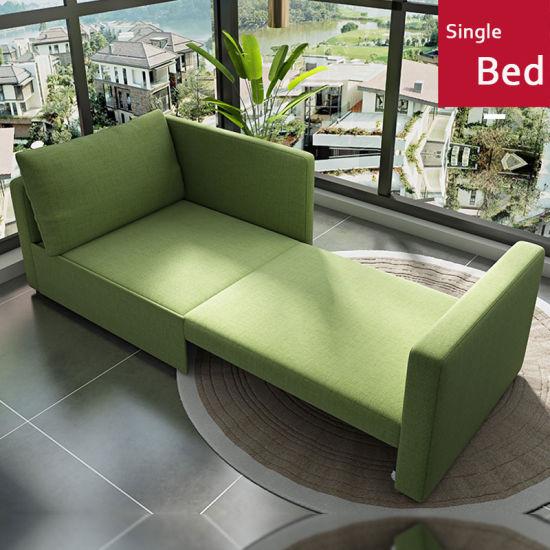 China Futon Sofa Chair Bed Sleeper