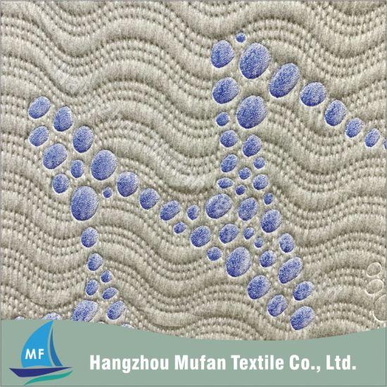 Stereoscopic Double Jacquard Mattress Ticking Fabric