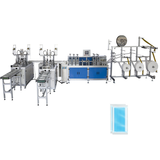 Automatic Surgical Medical Face Mask Production Machine