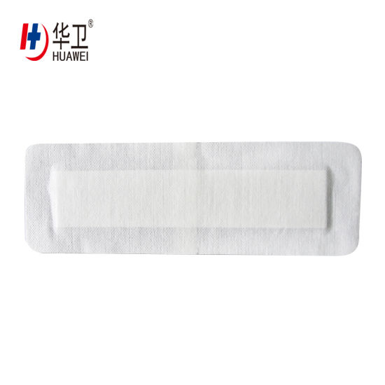 Huawei Ce & FDA 10X20 Nonwoven Wound Dressing Medical Dressing Surgical Dressing