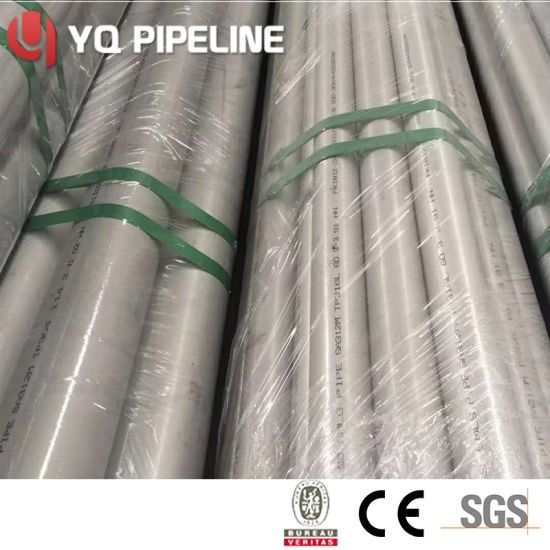 Manufacturer Food Grade 304 Stainless Steel Welded Square Tube Pipe