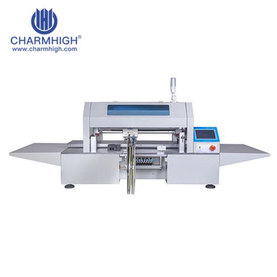 Hot Sale Vision Desktop Pick and Place Machine Charmhigh Chm-T510lp4