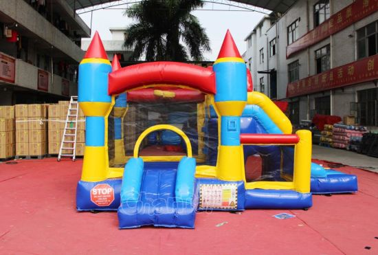 Commercial PVC Used Inflatable Bouncer, Inflatable Dragon Bounce House for Sale pictures & photos