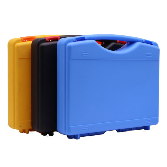 Customized Small Plastic Tool Case, Plastic Outdoor Carrying Box