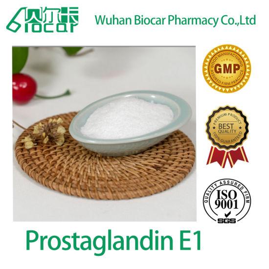 Factory Supply Pge1 Powder CAS 745-65-3 Alprostadil Pge-1/Prostaglandin E1 Powder on Hot Selling