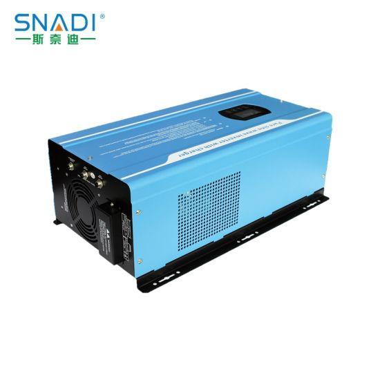 5kw 110V 220V Dual Output Split Phase Solar Inverter