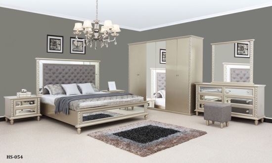 2020 New Designed Classic Bedroom Furniture Set Made In China China Bedroom Decoration Cheap Bed