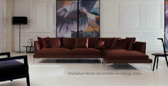Italian Modern Sofa Sectional For Living Room