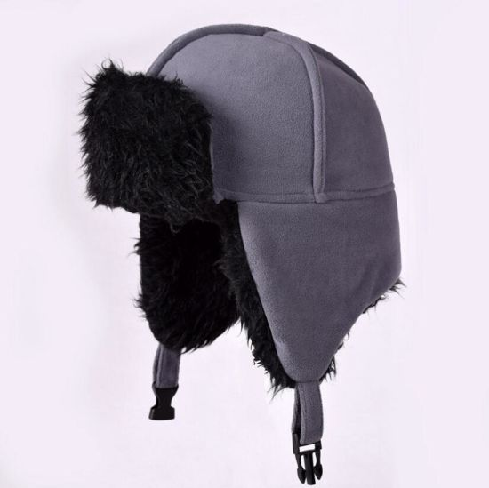 China Wholesale Winter Fuzz Trapper Hats for Unisex - China Trapper ... 802cdf994aa