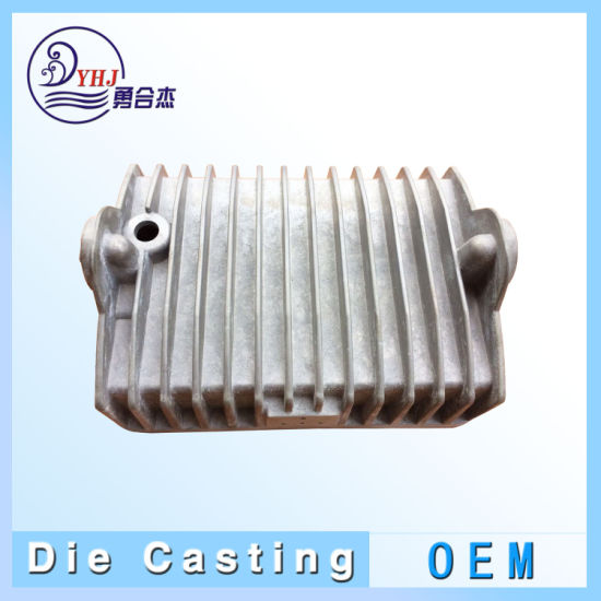 OEM Aluminum Alloy LED Lighting Metal Injection Molding Parts by Die Casting in China