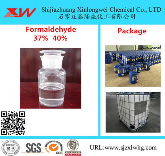 Formaldehyde 37-40% Formalin pictures & photos