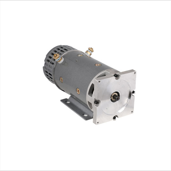 24V 3kw Manufacturer DC Hydraulic Motor with Cw Rotation