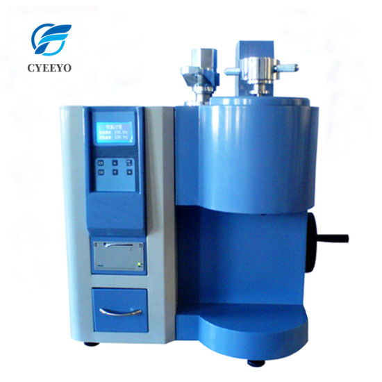 Rate Melt Flow Index Plastic Test Equipment Testing Tester Machine
