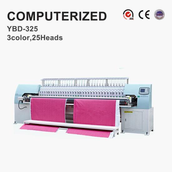Ybd325high Speed Quilting Embroidery Machine