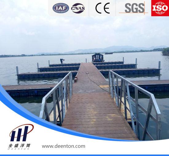 China Hdpe Combi Cube Anti Slide Diy Modular Floating Dock