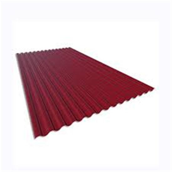 China Gi PPGI Hot Dipped Prepainted Corrugated Steel Sheet