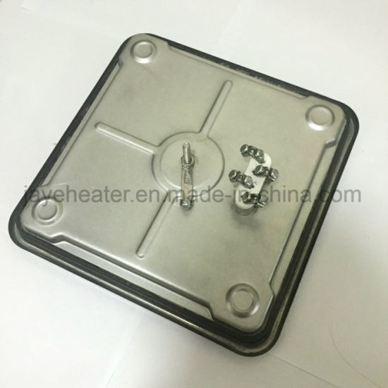Electric Square Hot Plate 300*300mm for Commercial and Vessel Kitchens pictures & photos