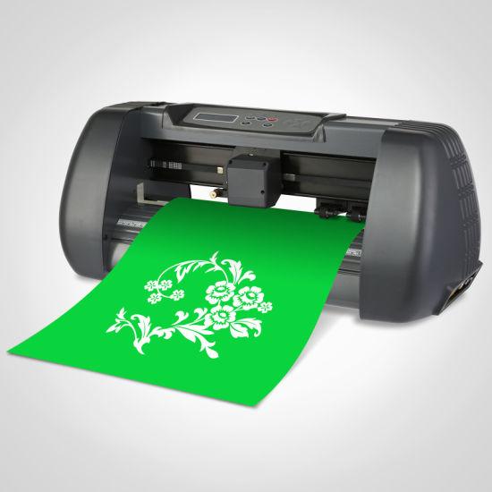 China 375 Vinyl Cutting Plotter Heat Transfer Printing