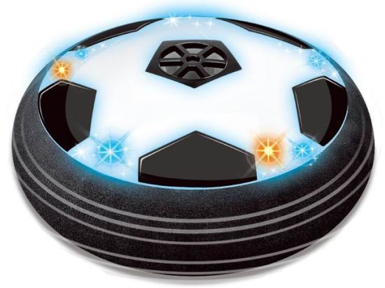 Cheapest Light Music Colorful Indoor Football Toy Air Power Hover Soccer Ball