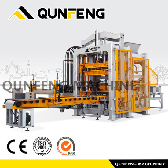 Cement Block Machine/Brick Making Machine/Concrete Block Making Machine