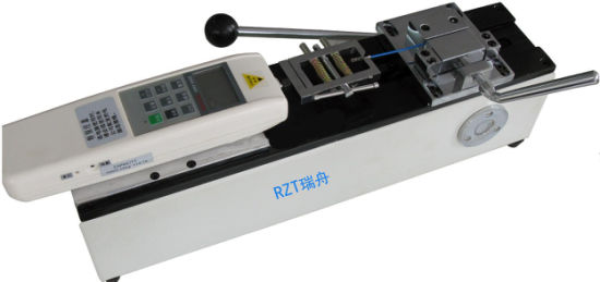Wire Cable Terminal Crimp Pull Force Tester - China Machine, Testing  Machine | Made-in-China.com