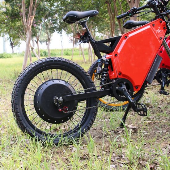 Super Powerful 10000W Ebike Electric Motorbike pictures & photos