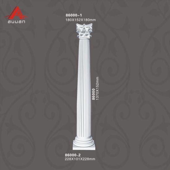 86000 Polyurethane Hot Sale Roman Column Building Material