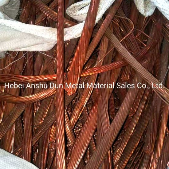 Copper Strip Scrap Copper Wire Metal Millberry Scrap 99.99%, High Purity Low Price Copper Scrap Wire High Quality Cooper Wire