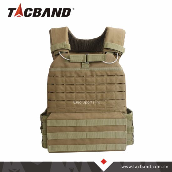 Factory Direct Military Police Ballistic Bulletproof Vest with Quick Release System