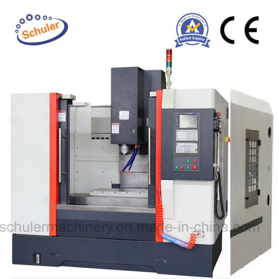 High Precision Metal CNC Milling Machine Vmc850 Vertical Machining Center Price pictures & photos