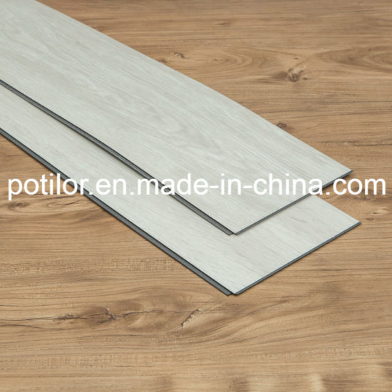 Lvt PVC Vinyl Click Flooring Planks / Commercial Flooring Tiles pictures & photos