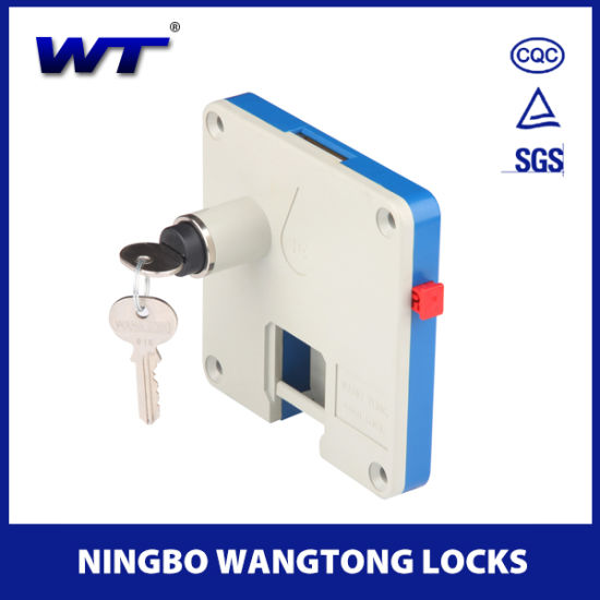 Coin Deposit Operated Lock Available with Different Coins pictures & photos