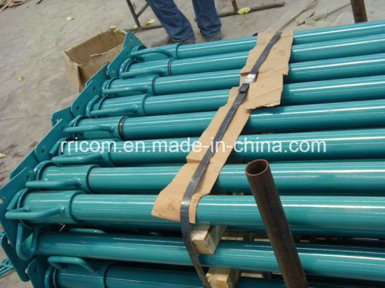 Galvanized Hevay Duty and Light Type Scaffold Steel Props for Construction pictures & photos