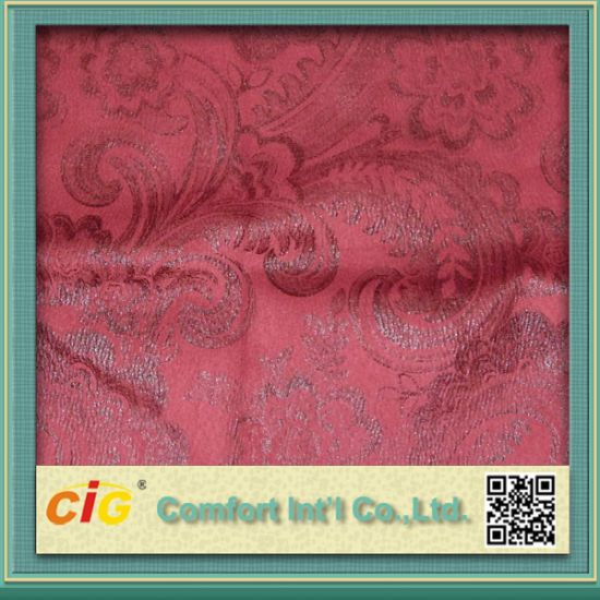 Bronzing Fake Suede Fabric SHSF04519
