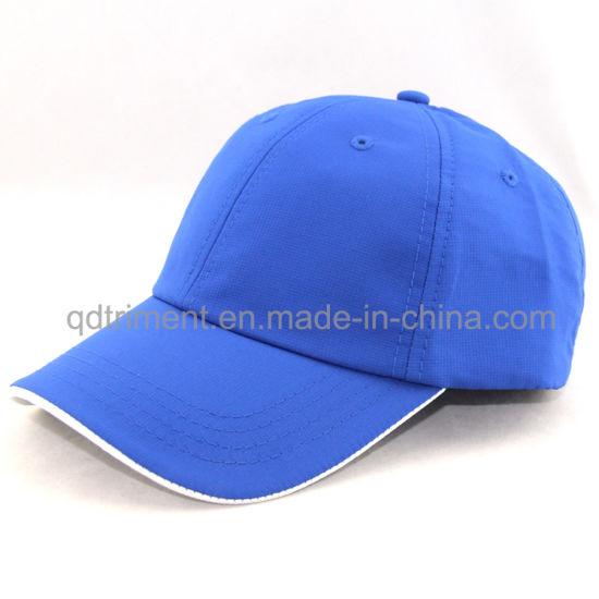 Microfiber 100% Polyester Fabric Golf Baseball Cap (TRNB092) pictures    photos 9c8fffb7c735
