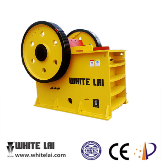 China Capacity 100 T/H Stone New Jaw Crusher for Mining pictures & photos